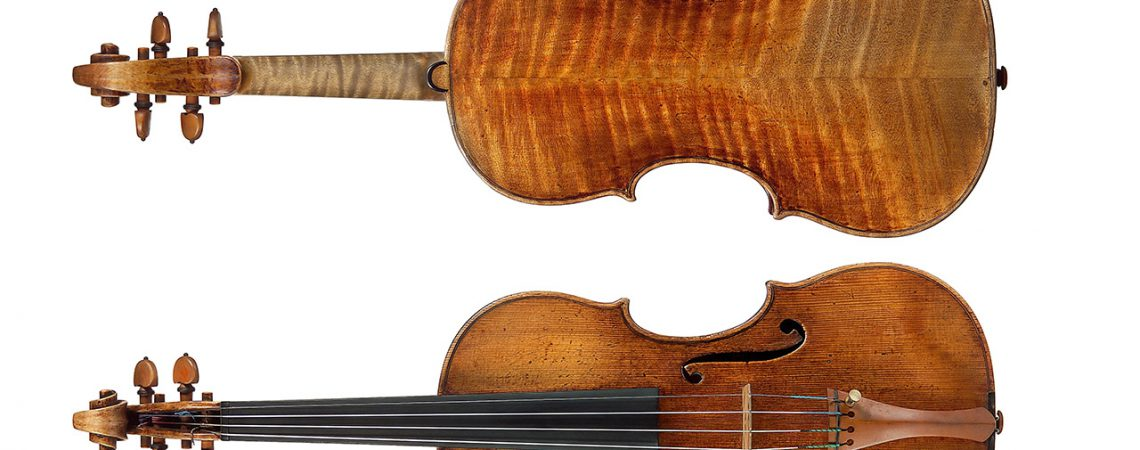 "Le violon ""Mary Portman"""