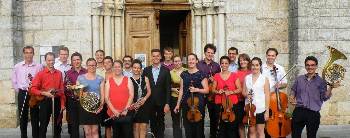 L'ensemble instrumental Amadeus roquebrune