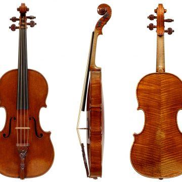 Le violon : les instruments les plus chers?