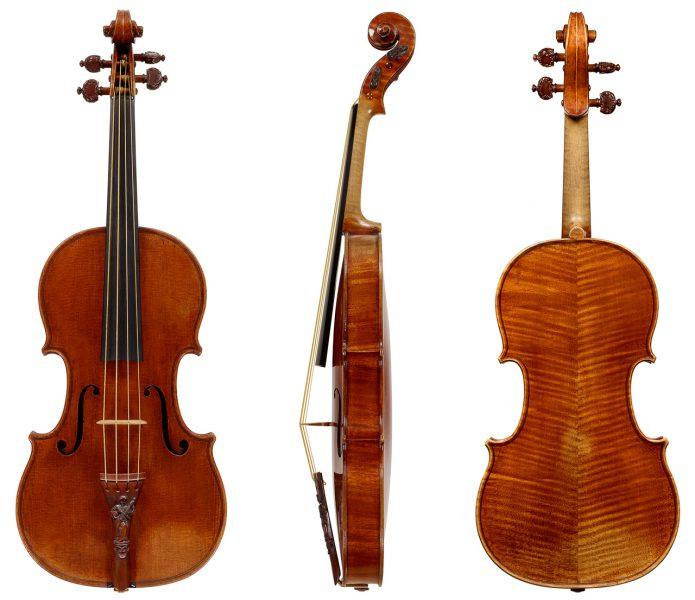"""Le violon """"Lady Blunt"""" - les violons les plus chers"""