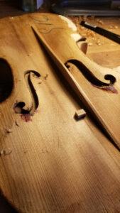 Préserver son violon des fractures