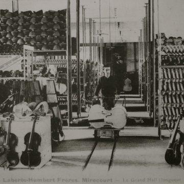 Mirecourt & le violon