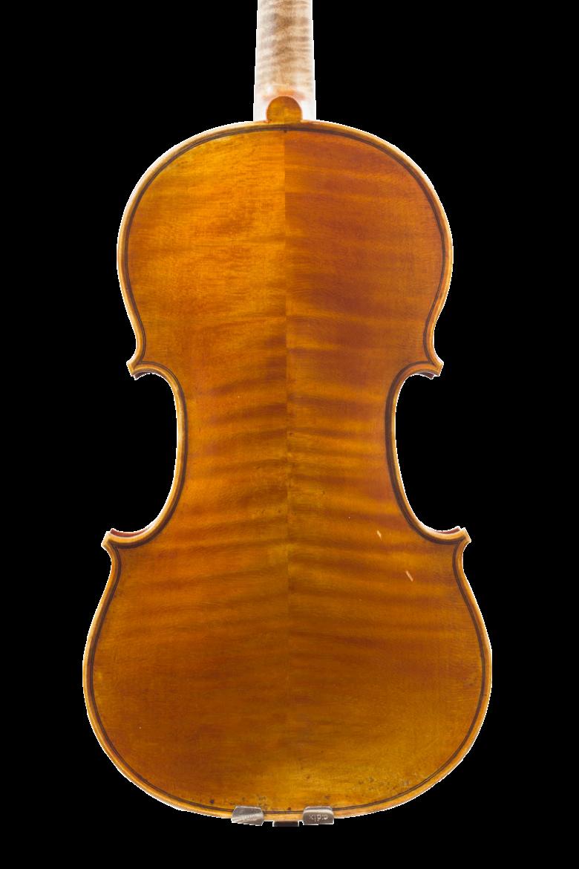 Le fond basé sur un modèle de Stradivari