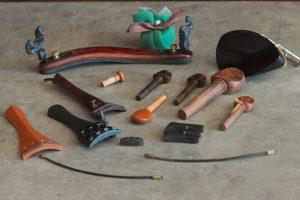 Les accessoires de mon premier violon
