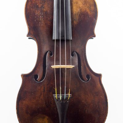 Violon Allemand ancien de face