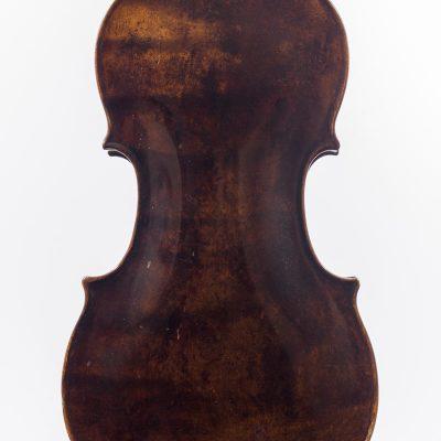 Violon Allemand ancien de dos