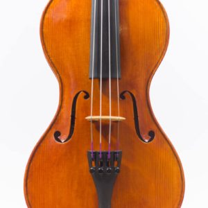 Table du prototype violon 1/2 Paréidolie
