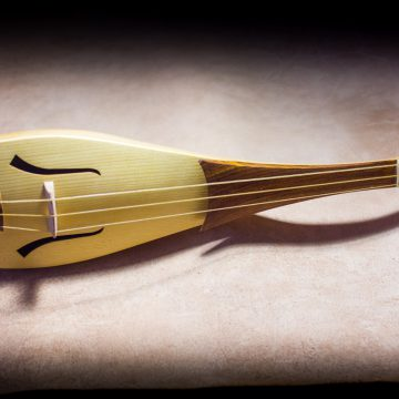 Le rebec, un ancêtre du violon