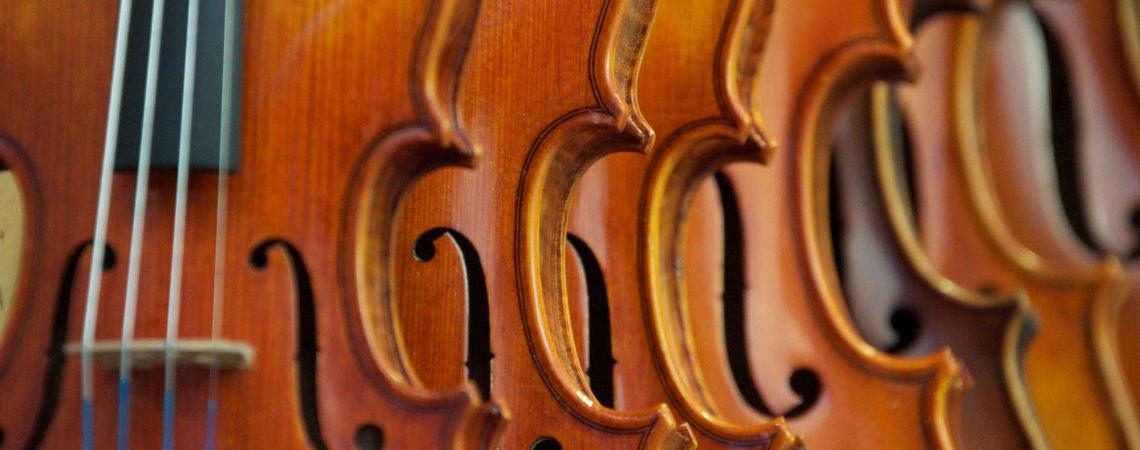 Trouver la taille des instruments qui vous correspond est très importante : elle aura un impact significatif sur le confort, bien-sûr, mais également sur le son.