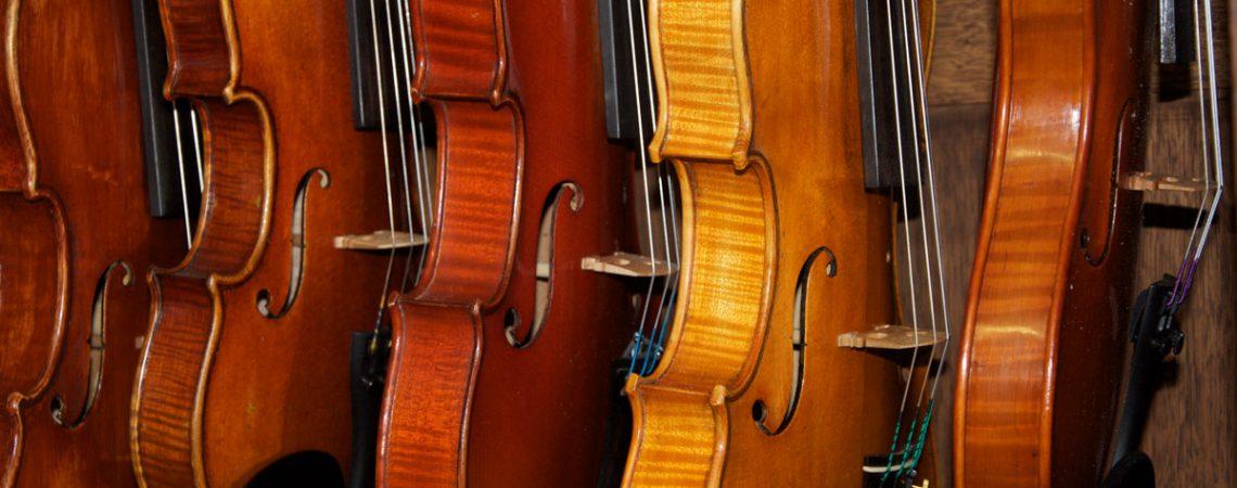 Le prix des violons anciens peut-être assez difficile à déterminer.