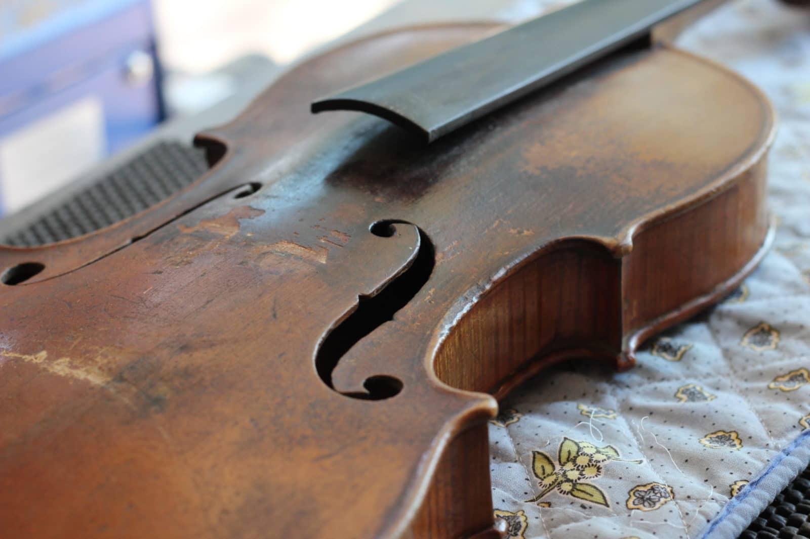 acheter son violon d 39 occasion guillaume kessler luthier. Black Bedroom Furniture Sets. Home Design Ideas