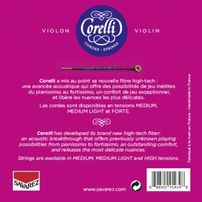 Cordes Corelli Cantiga medium dos