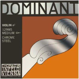 Jeu de cordes pour violon Thomastik Dominant