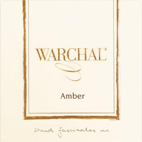 Jeu de cordes Warchal Amber pour violon