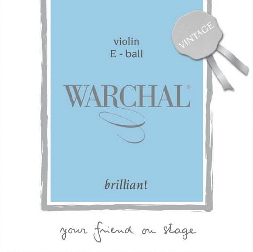 Jeu de cordes Warchal Brilliant Vintage pour violon