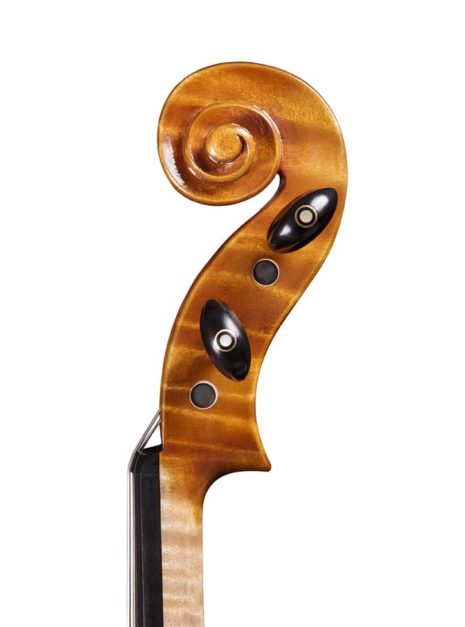 Violon Passion Tradition Artisan volute