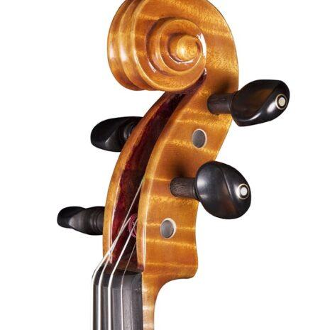 Violon Passion Tradition Artisan volute trois quart