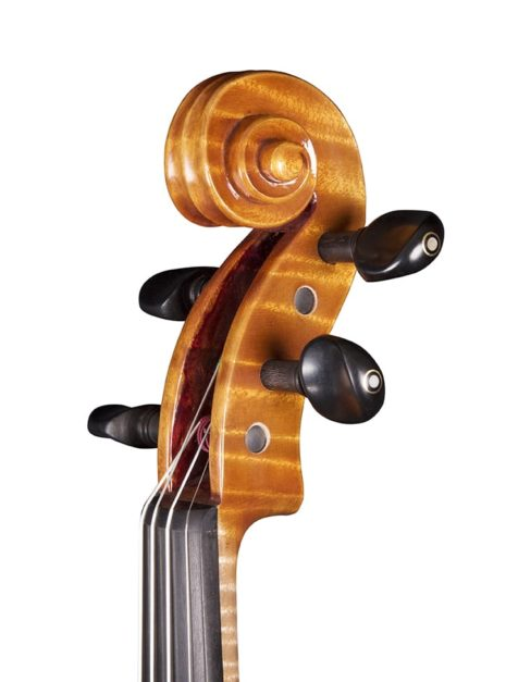 Violon Passion Tradition Artisan volute trois quart
