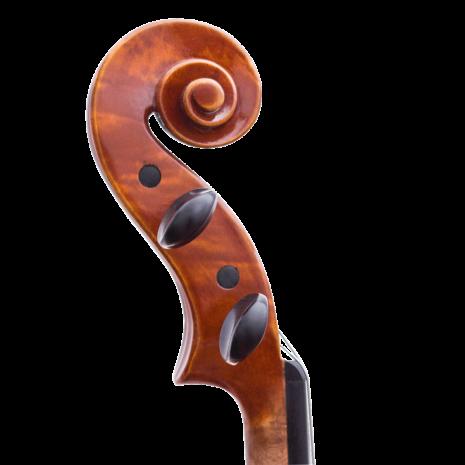 Violon Passion Tradition Mirecourt volute
