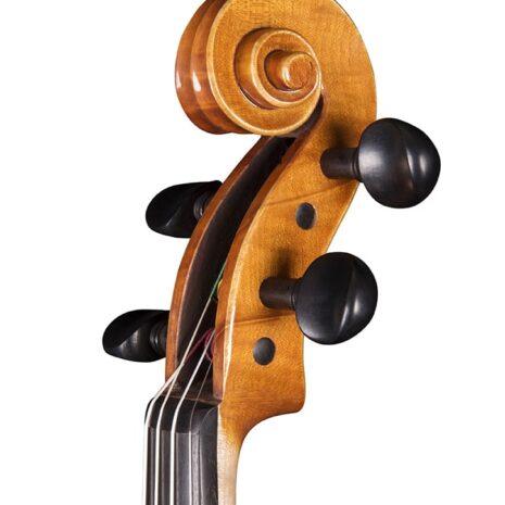 Violon Passion Tradition Mirecourt volute trois quart