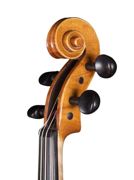 Violon Passion Tradition Mirecourt volute trois quart