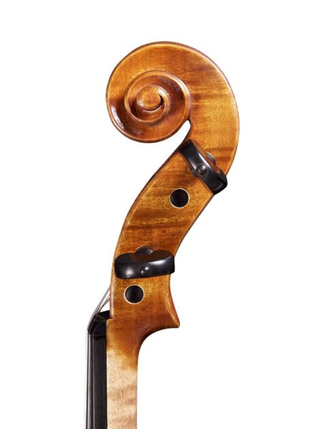 Violon kaiming KMG volute profil