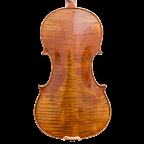 Violon Passion Tradition Kaiming Guan KMG modèle Guarneri 1743 Il Cannone de dos