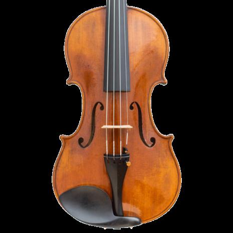 Violon Passion Tradition Kaiming Guan KMG modèle Guarneri 1743 Il Cannone de face
