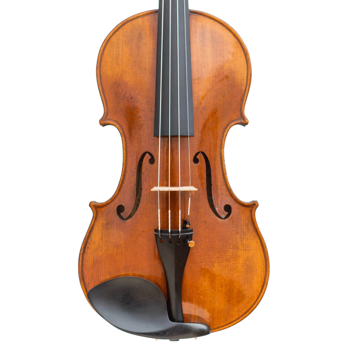 Violon Passion Tradition Kaiming Guan KMG modèle Guarneri 1743 Il Cannone de face