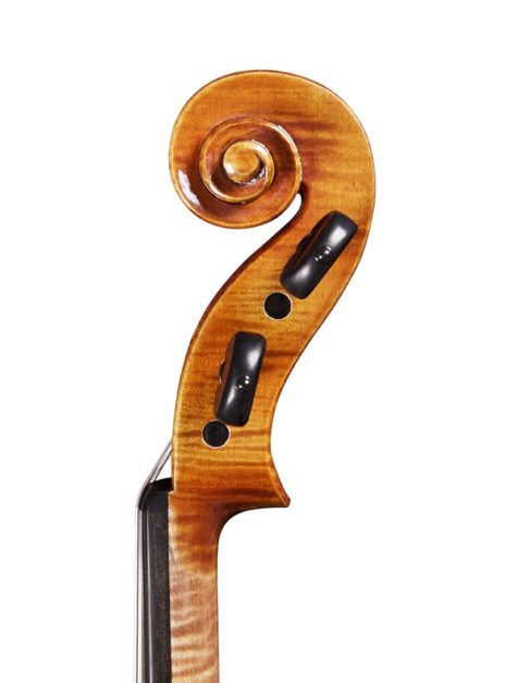 Violon Passion Tradition Maître volute profil