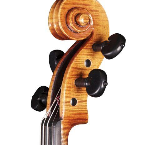 Violon Passion Tradition Maître volute profil trois quart
