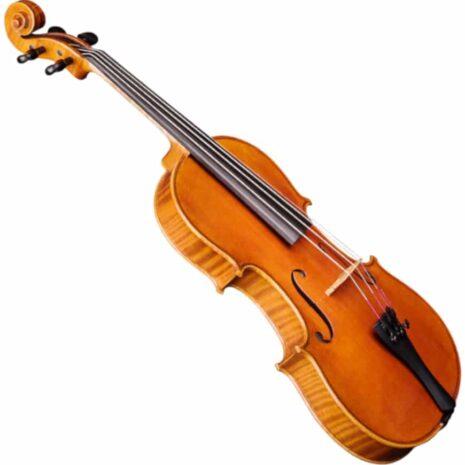 Violon Passion Tradition Mirecourt trois quart de côté