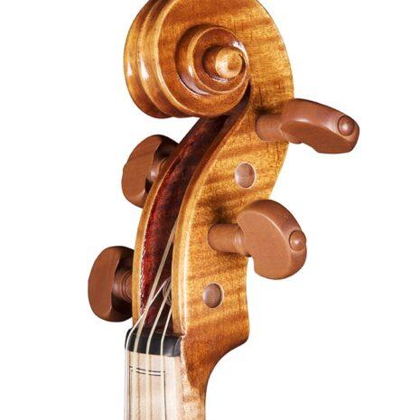 violon baroque passion tradition maître volute