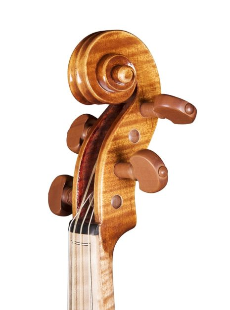 violon baroque passion tradition maître volute