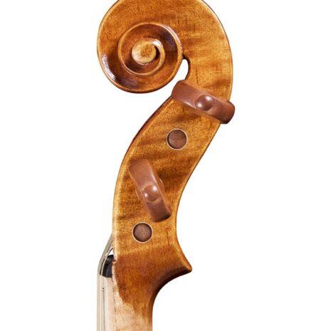 violon baroque passion tradition maître volute profil
