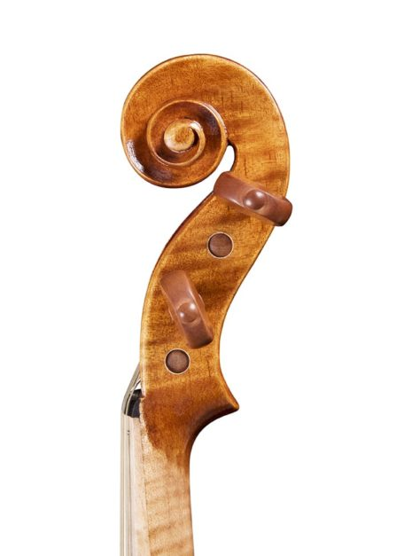 violon baroque passion tradition maître volute profil