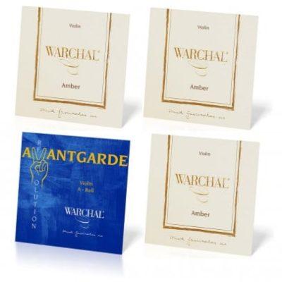 panachage warchal avantgarde pour violon presentation