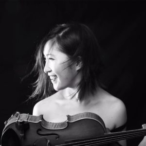 lisa yang violoniste chinoise en France
