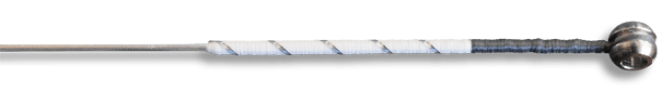 les cordes timbre de warchal ruban et boule