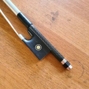 Archet carbone pour violon hausse