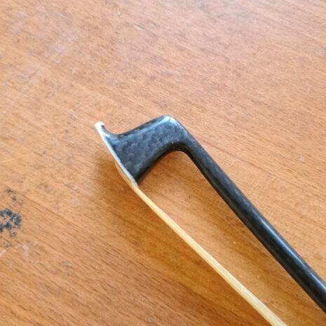 Archet carbone pour violon tête