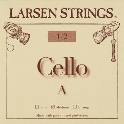 larsen originale pour petit violoncelle la moyen