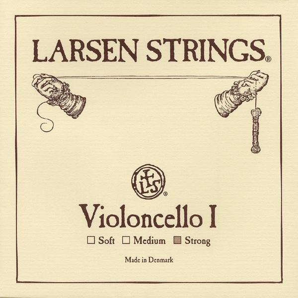 larsen originale pour violoncelle la fort
