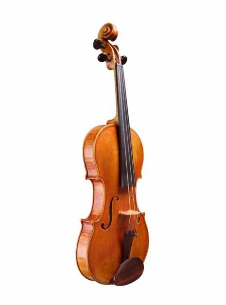 violon par thierry ligier au millésime de 1997 table trois quart