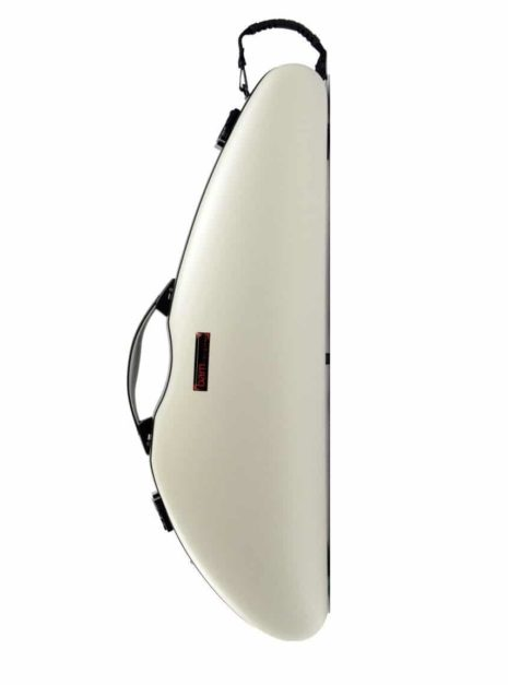 bam hightech slim pour violon blanc