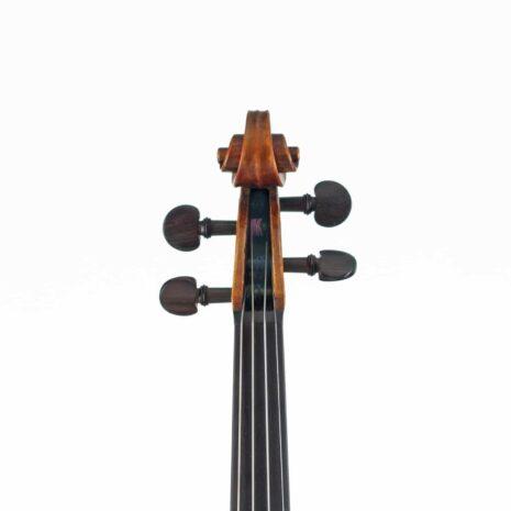 violon benoit charon volute face