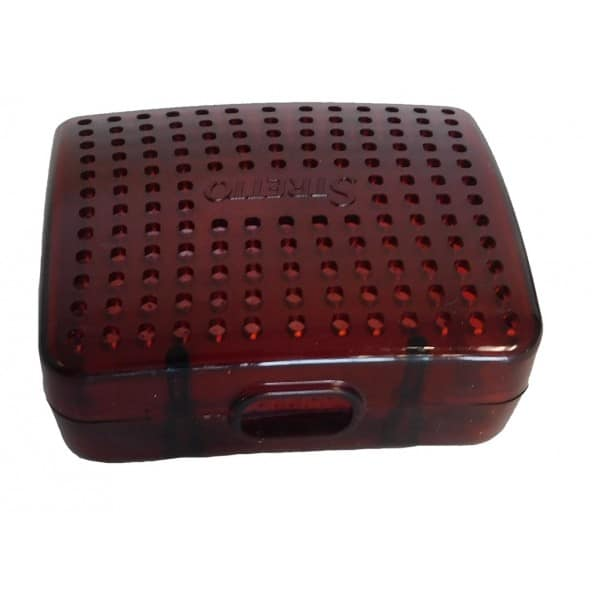 Humidificateur Stretto rouge