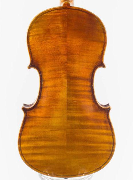 Violon ancien de Mirecourt fond