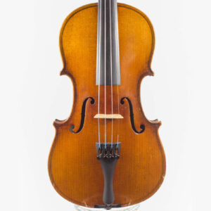 Violon ancien de Mirecourt table