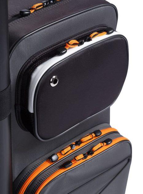 Étui BAM Peak Performance compact pour violon extérieur